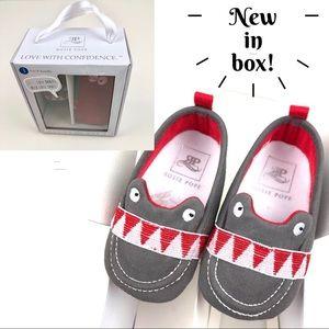 NIB 'Baby Shark' 😆 Baby Bootie Slipper Crib Shoe